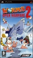Worms: Open Warfare 2 (PSP)